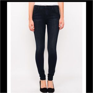 J brand Maria High Rise jeans impression wash 30